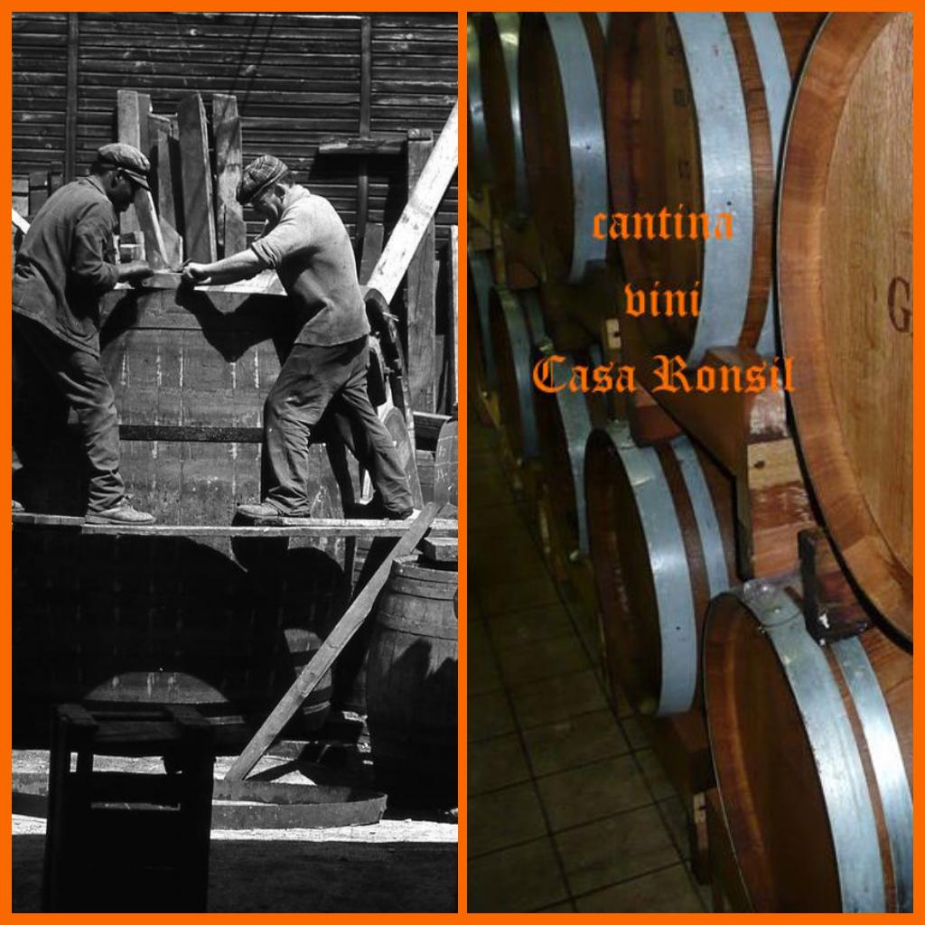 Tradizioni , uomini che lavorano sodo ! a CASA RONSIL anche noi lavoriamo sodo per produrre vini di alta qualità ! la cantina è aperta tutto l'estate vi invitiamo ad assaggiare i nostri vini !